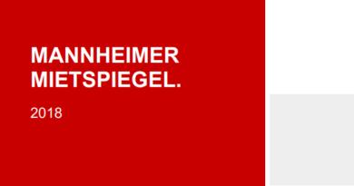 Mietspiegel Mannheim 2018